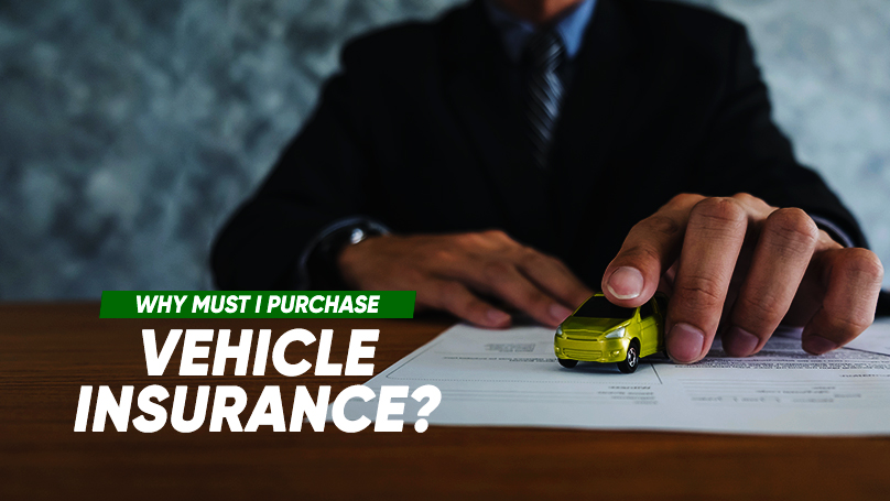 It is mandated by Land Transport Authority (LTA) in Singapore that when an individual/ company purchased a vehicle, he must purchase insurance