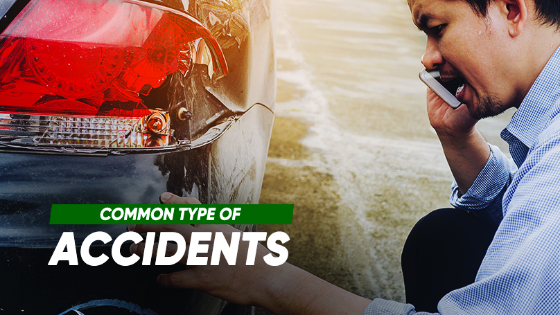 Find out more about the common type of accidents that happens in Singapore and how insurers like NTUC Income Car Insurance can help.
