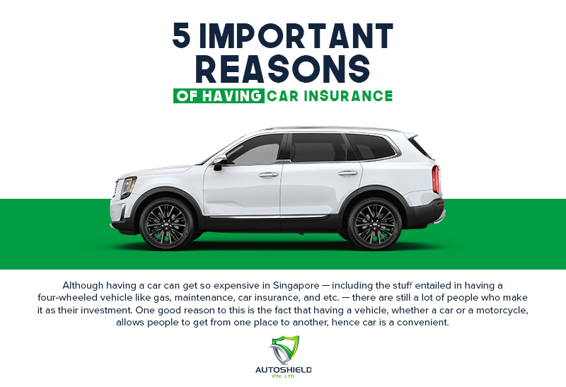Although having a car can get so expensive in Singapore including the stuff entailed in having a four-wheeled vehicle like gas, maintenance, car insurance..