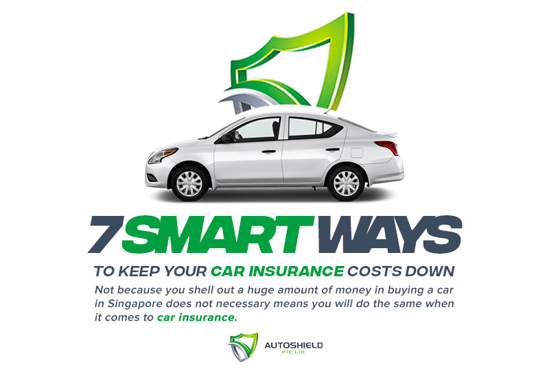 Not because you shell out a huge amount of money in buying a car in Singapore does not necessary means you will do the same when it comes to car insurance.